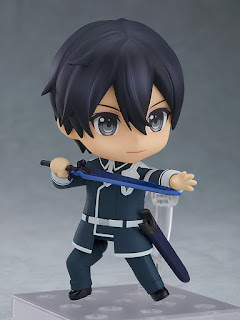 "Nendoroid Kirito Elite Swordsman Ver. de ""Sword Art Online: Alicization"" - Good Smile Company"