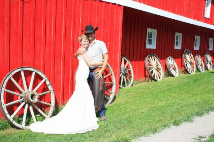 Video Boda lisa alex canada