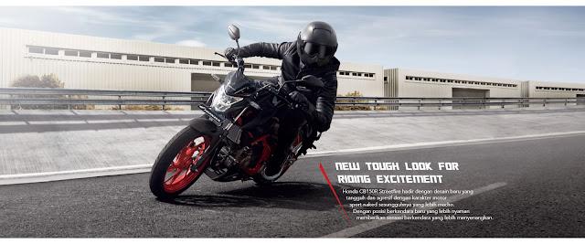 Kredit Honda CB150R terbaru 2018 bandung