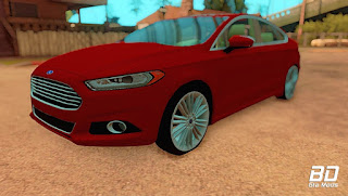 Download mod carro Ford Fusion 2017 para GTA SA Android