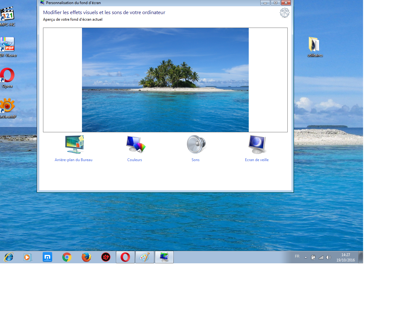Personnaliser son bureau sous windows 7 starter avec starterbackground papy astuces informatique - Personnaliser son bureau windows 7 ...