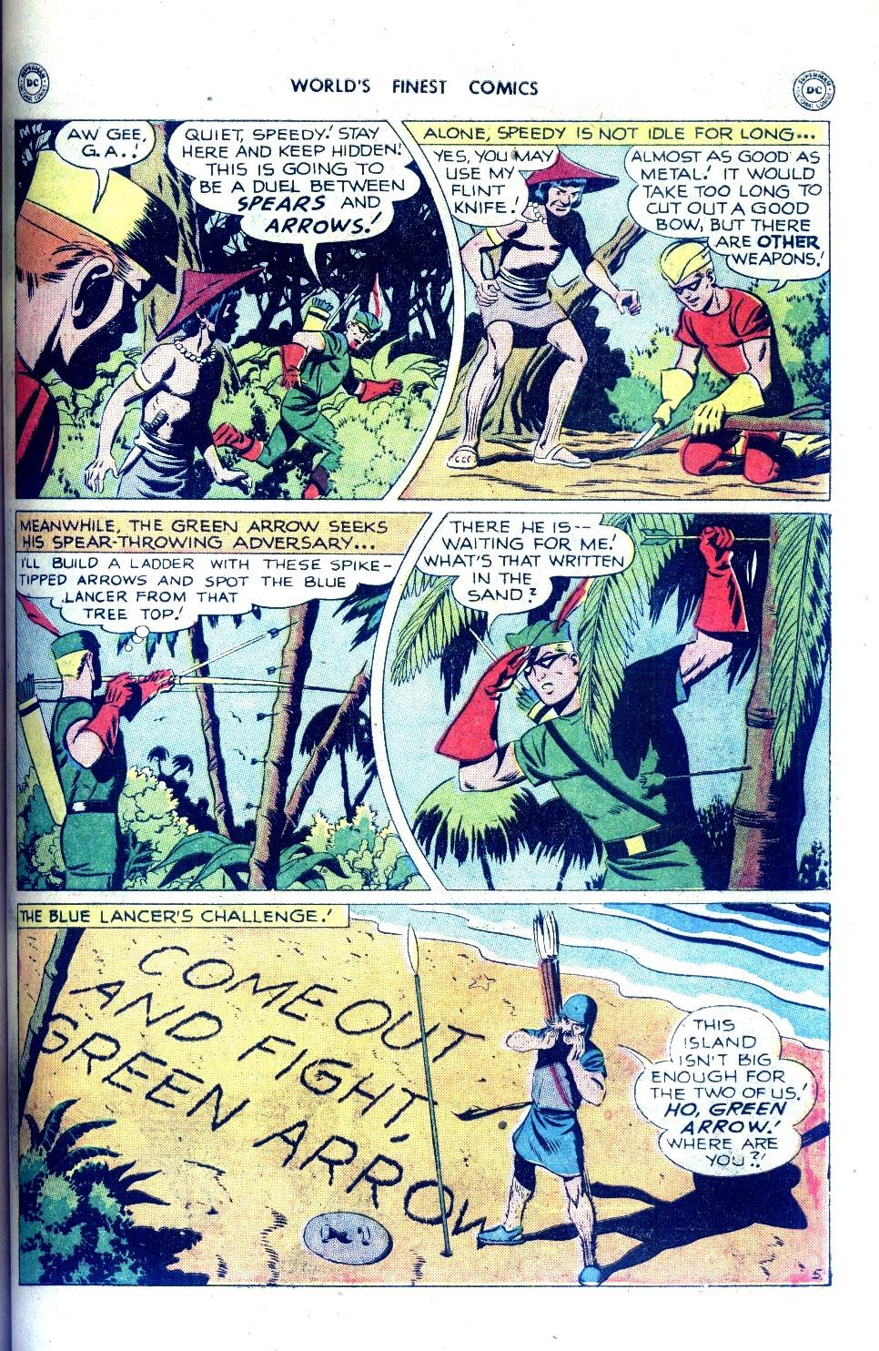 Read online World's Finest Comics comic -  Issue #43 - 45