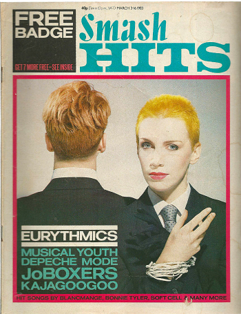 Smash Hits March 1983
