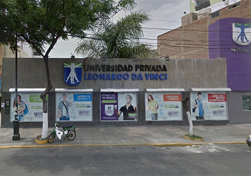 Universidad Privada Leonardo Da Vinci - UPD