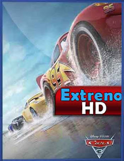 Cars 3 (2017) | DVDRip Latino HD GDrive 1 Link