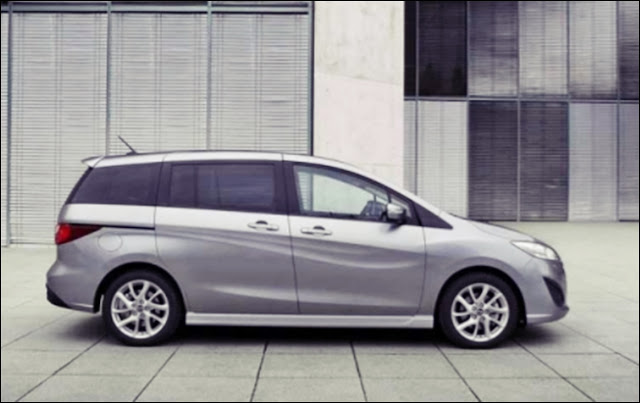 2019 Mazda 5 : Versatility That Gives You a Chance to Characterize Your Style