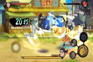 Download Naruto Mobile Fighter Apk V1.5.2.9  Terbaru Game For Android