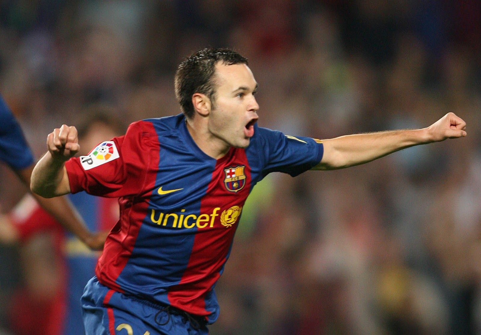 Andres Iniesta Barcelona FC Top Scorer 2012   It's All About Wallpapers