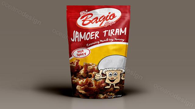 kemasan packaging jamur tiram