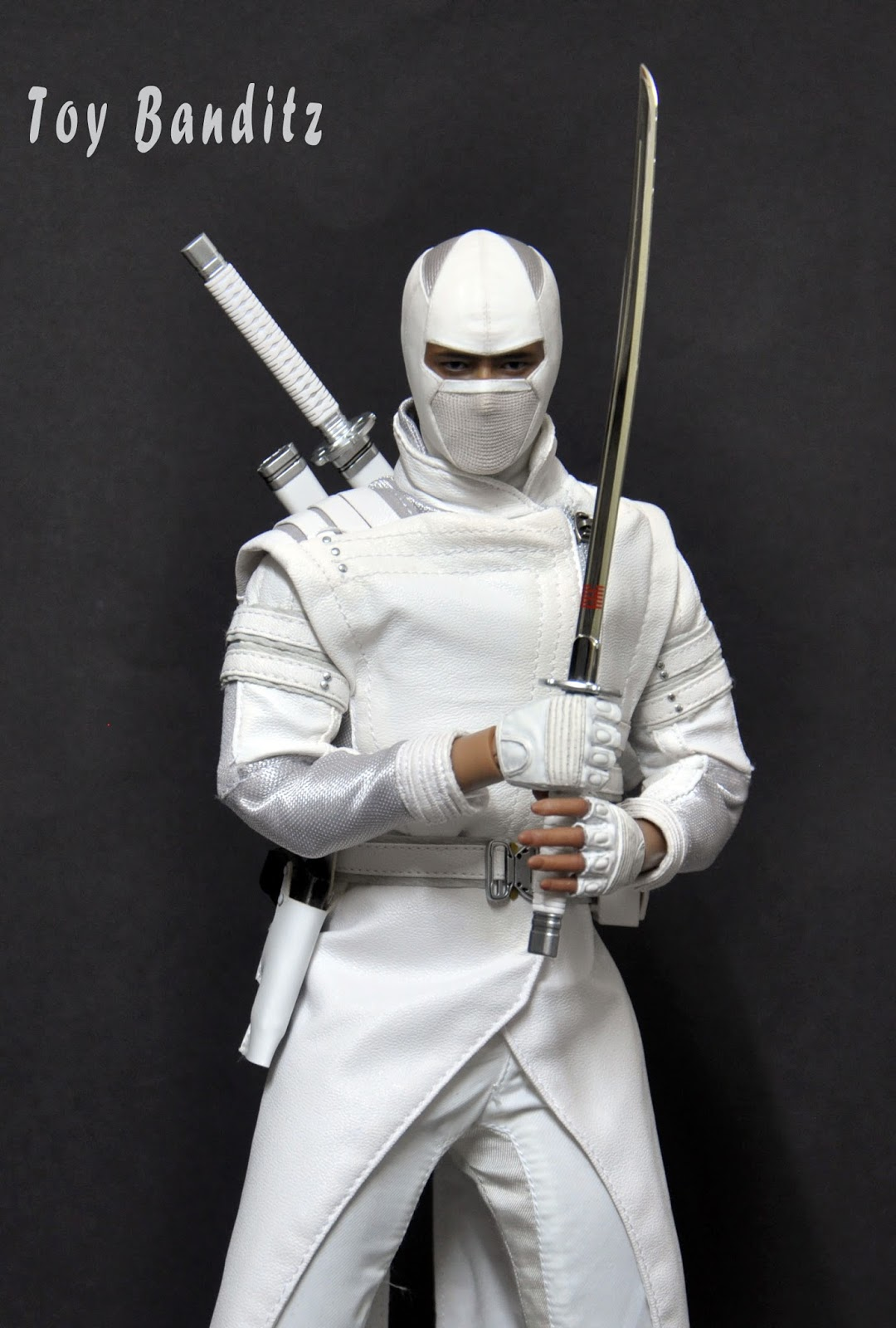 toy banditz storm shadow by hot toys part 2