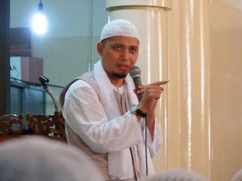 Arifin Ilham: Jusuf Kalla Bersumpah 'Demi Allah, Akan Selesaikan Kasus Ahok secara Tegas dan Keras'