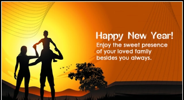 Happy New Year 2018 pics for family