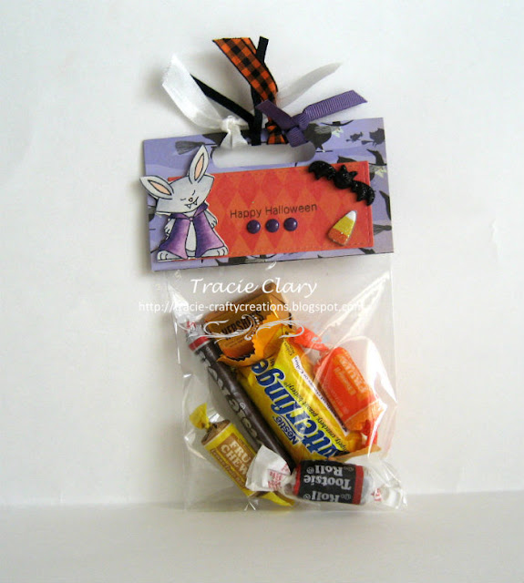 Happy Halloween by Tracie C. features Boo Crew by Newton's Nook Designs; #newtonsnook