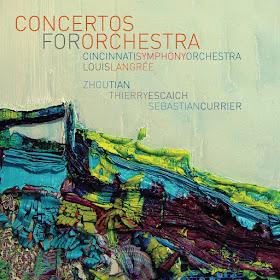 Concertos for Orchestra - Cincinnati Symphony Orchestra