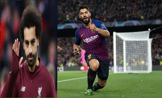 برشلونة  سيواجه ليفربول فى غياب محمد صلاح