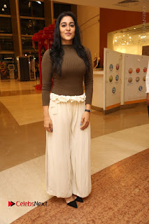 Actress Regina Candra Pos at Asian Para Badminton Championship Winners Felicitation Ceremony  0073.JPG