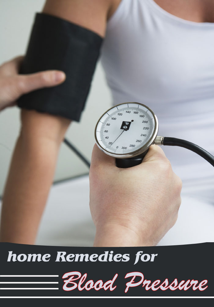 Home Remedies for Blood Pressure
