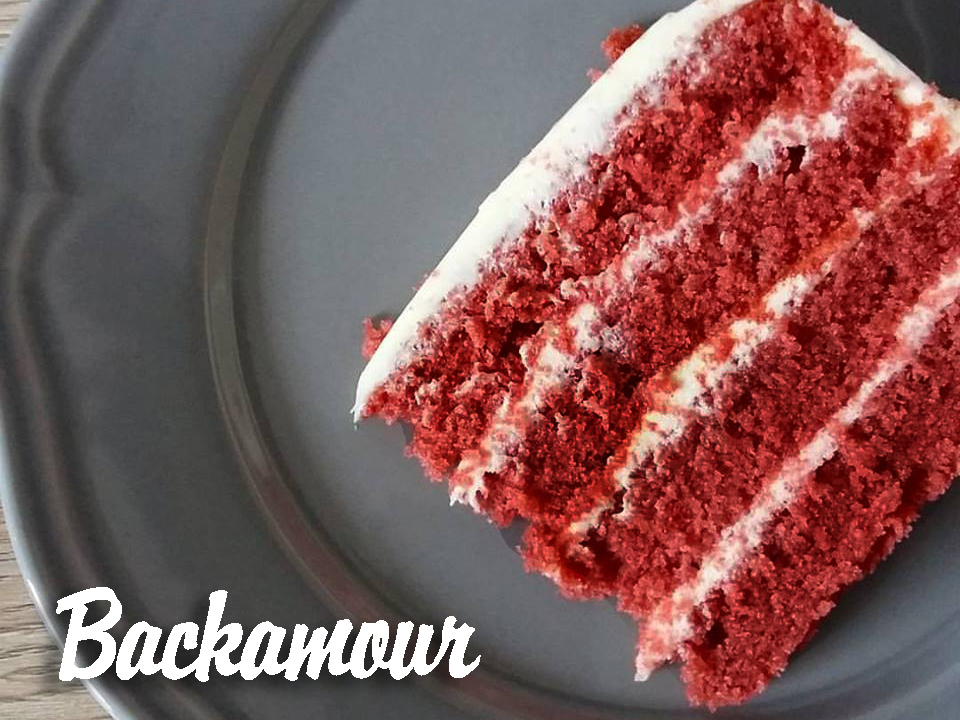 Backamour Die Susse Seite Red Velvet Torte