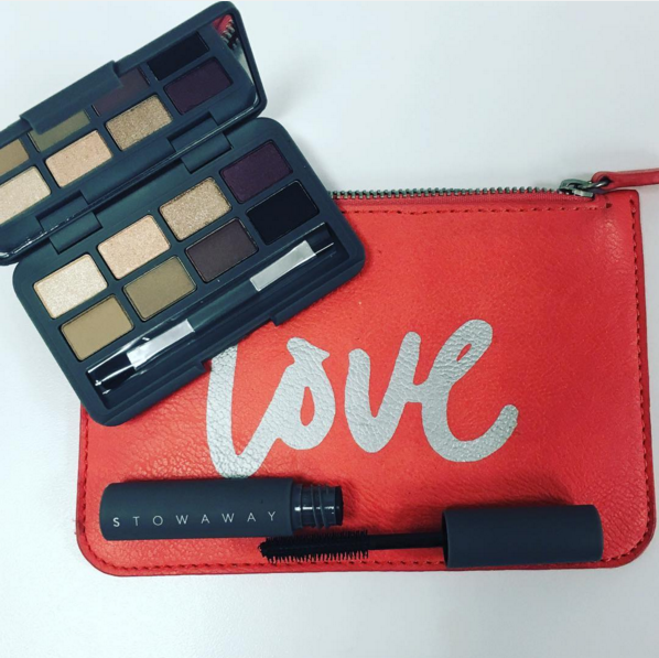 #BeautifulAnywhere   Stowaway Releases New Credit Card-Sized Eye Shadow Palette