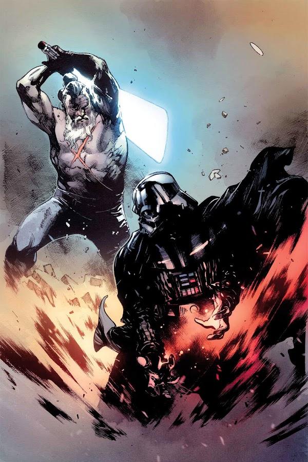 star wars kirak infil'a vs darth vader charles soule giuseppe camuncoli marvel comics
