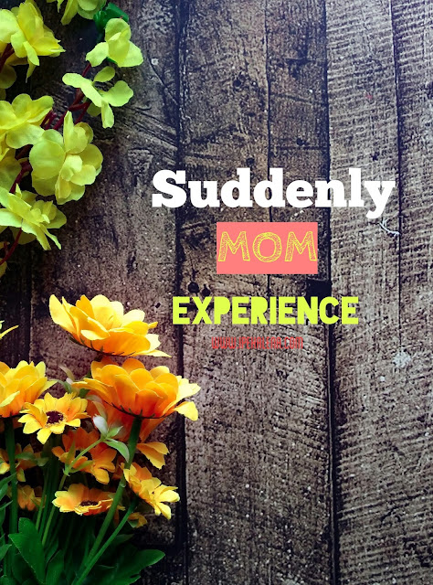 Suddenly Mom : Pengalaman Menjadi Ibu Dadakan
