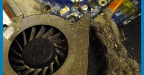 Cara Memperbaiki Cpu Fan Atau Kipas Processor Macet