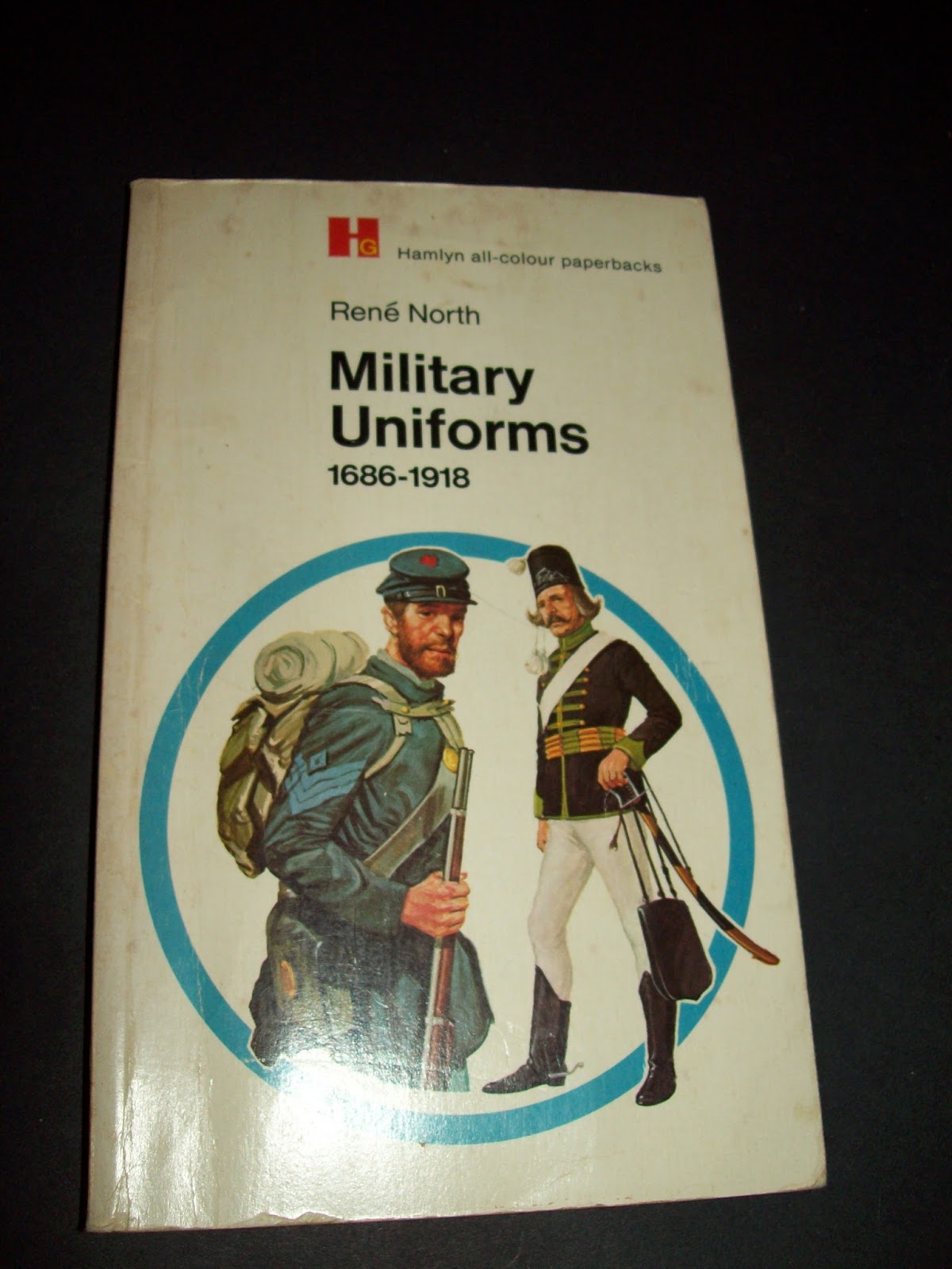 Book soldiers pocket