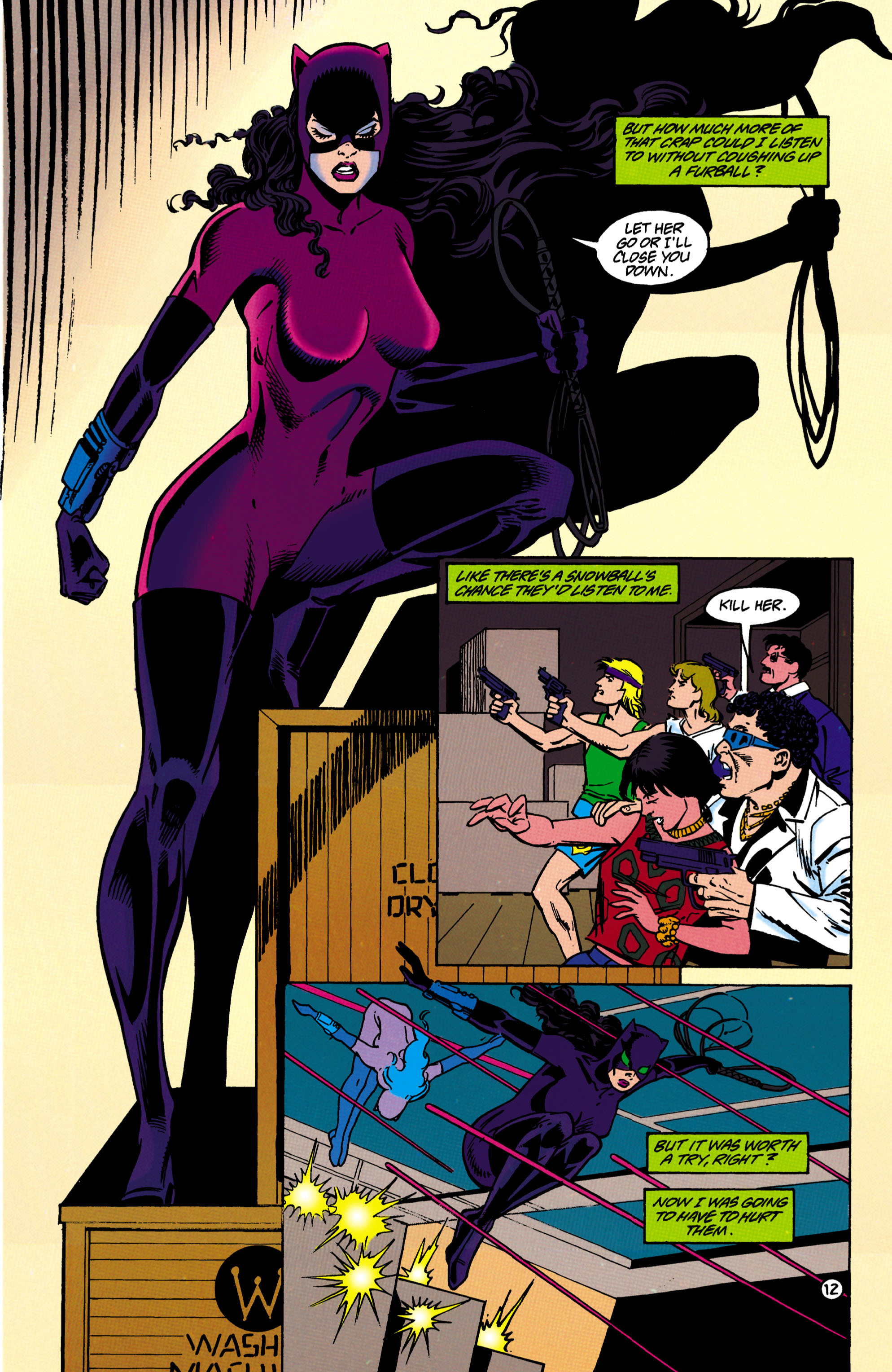 Catwoman (1993) Issue #32 #37 - English 13