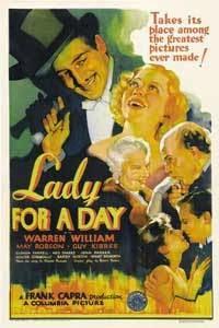 Lady for a day, de Frank Capra
