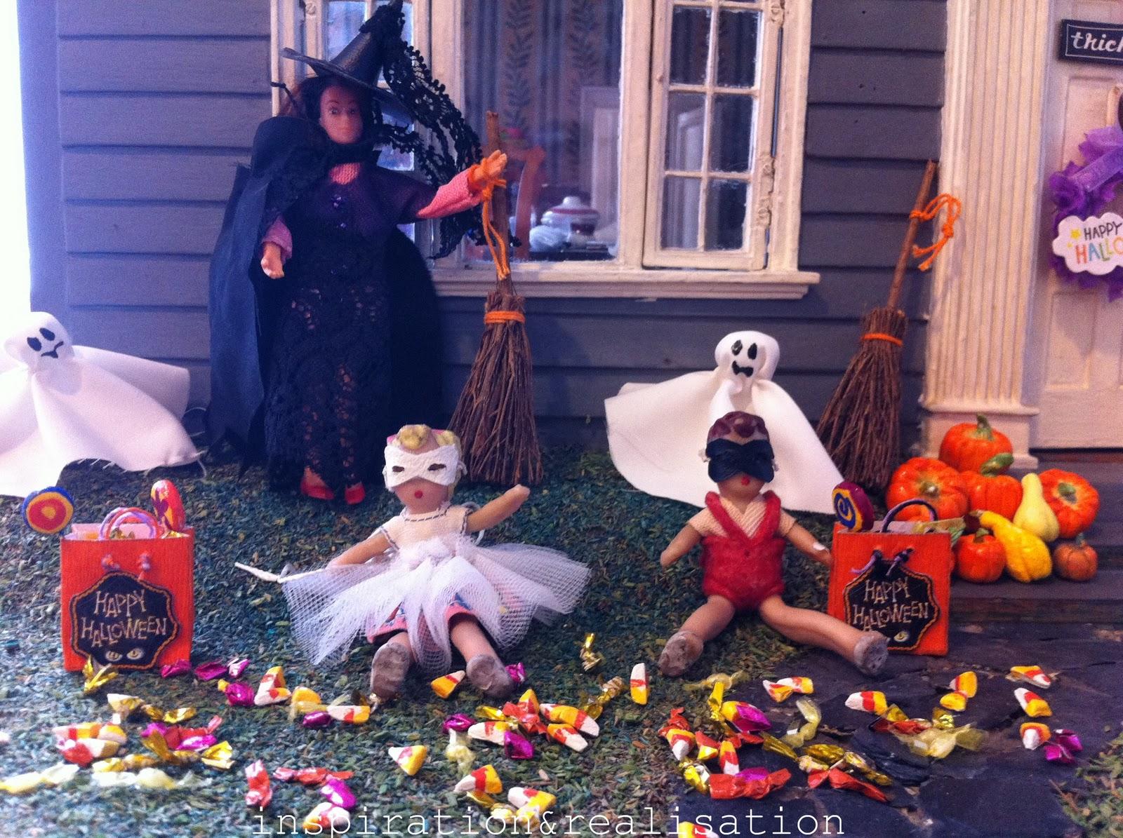 inspiration and realisation: DIY fashion blog: hunted dollhouse