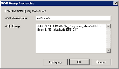 Install drivers by computer model using WMI query during SCCM OSD Task Sequence 1