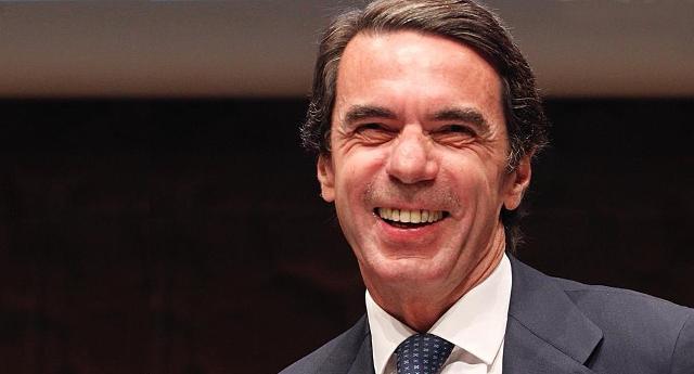 """Aznar, sobre las pensiones: """"Hay que jubilarse a los 70 años"""""""