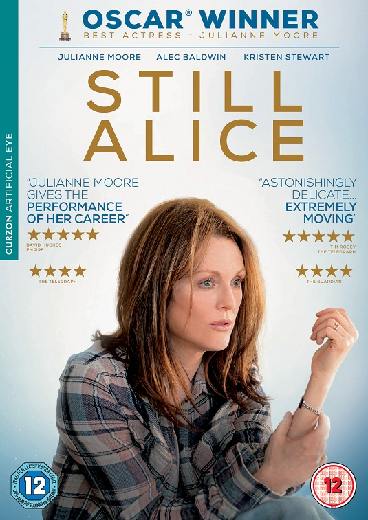 فیلم دوبله: من هنوز آلیس هستم (2014) Still Alice