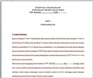 Download contoh proposal