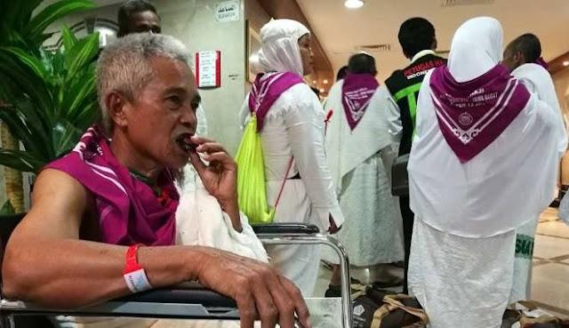 Ragam Kostum Jemaah Haji