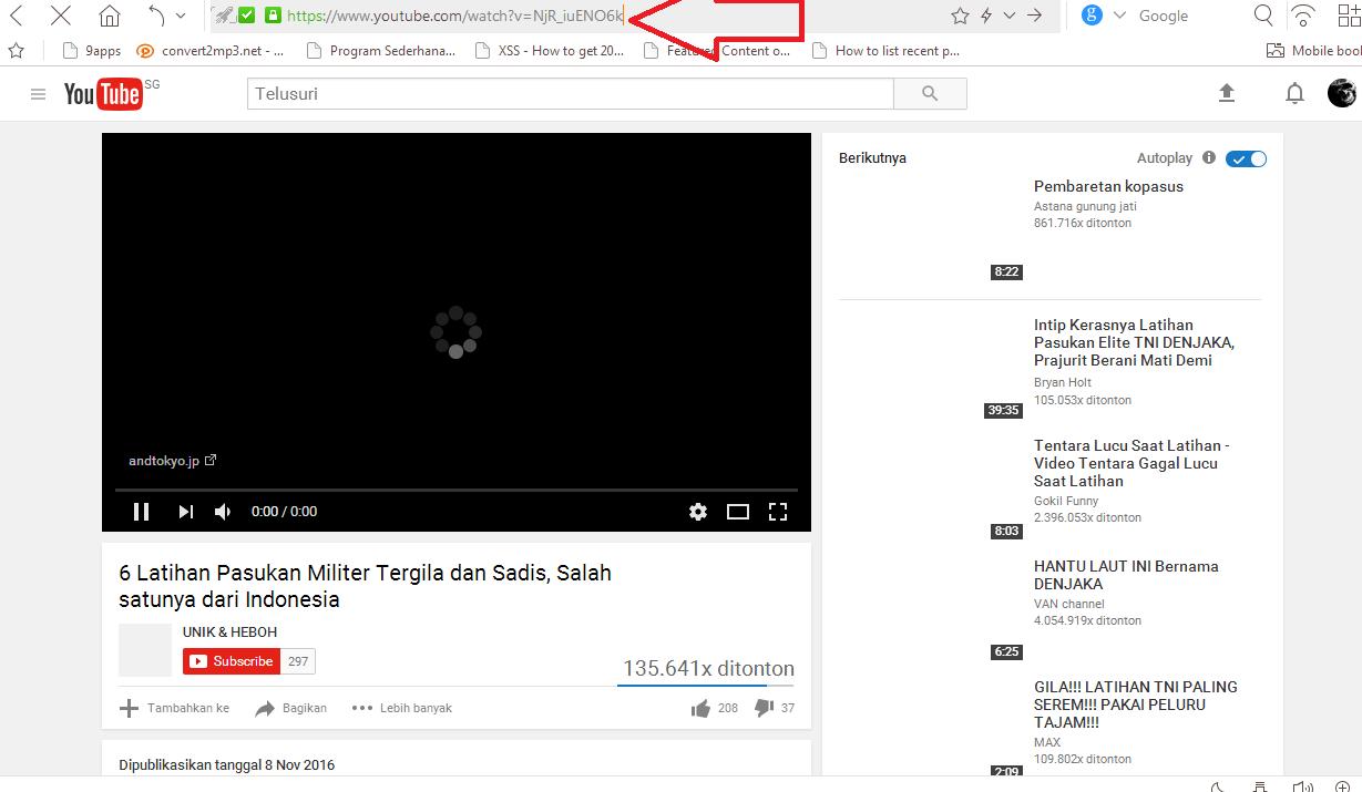 Cara Download Video Youtube Menjadi Format Mp3 Pusformasi