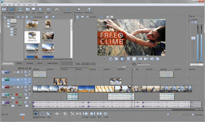 MAGIX Sony Movie Studio Platinum 13.0Build960 โปรแกรมตัดต่อวิดีโอ คุณภาพสูง
