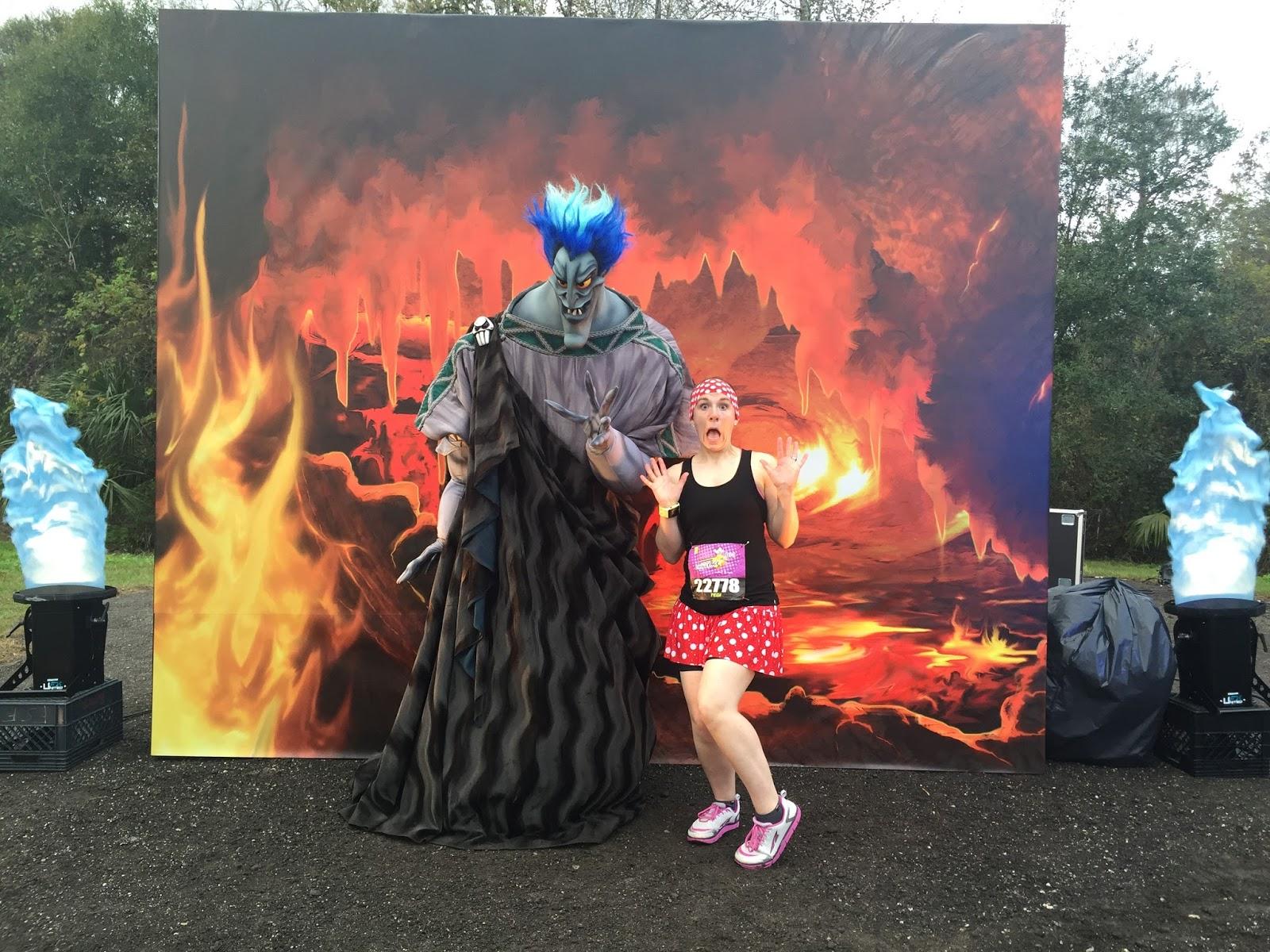 Dopey Challenge Mickey Marathon 2016 Hades