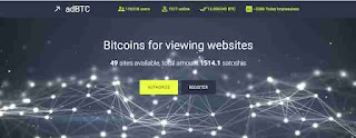 Cara Mendapatkan Point Bitcoin Di adBTC Dengan Trik Jitu