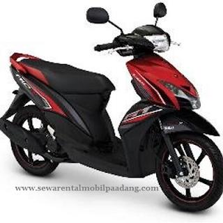 Sewa Motor Mio New di Pekanbaru