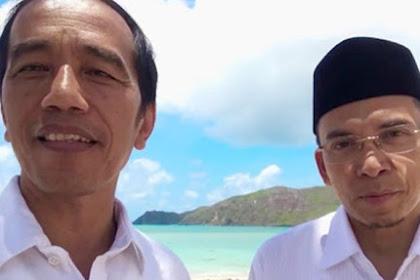 Mengagetkan! TGB Zainul Majdi Sebut Jokowi Tak Cukup Jadi Presiden 5 tahun