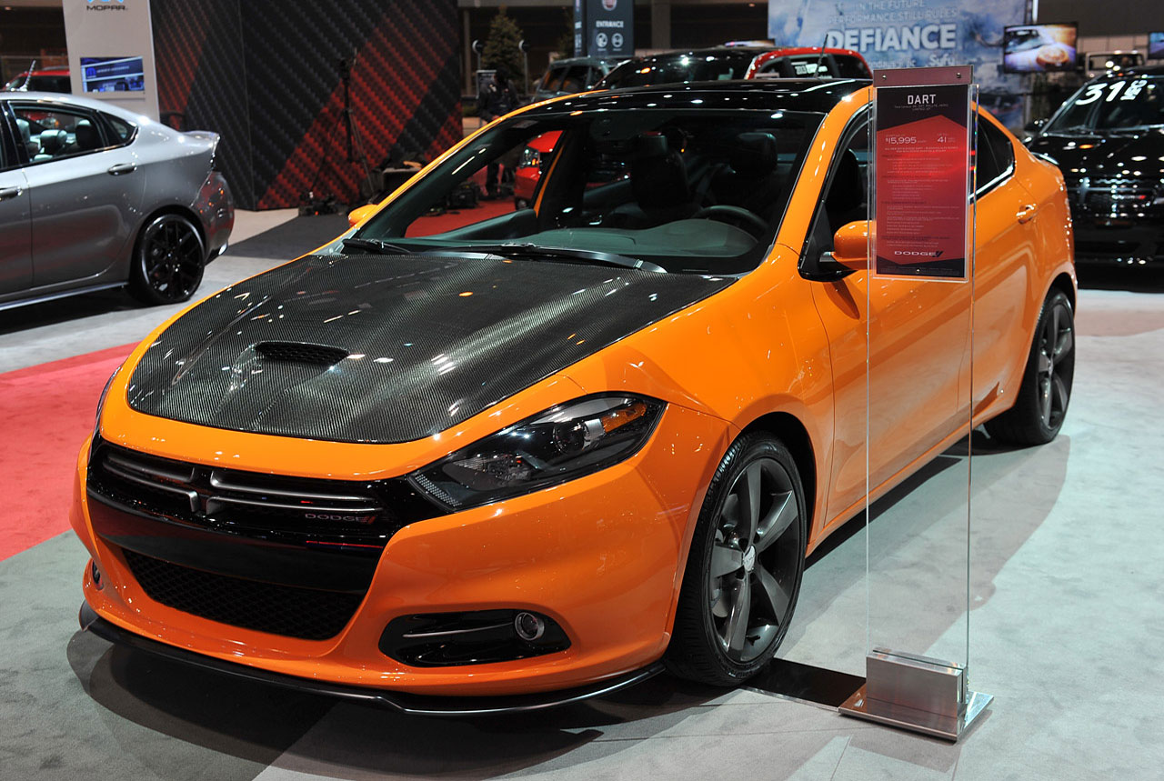 2017 Dodge Dart Gets All Moparized