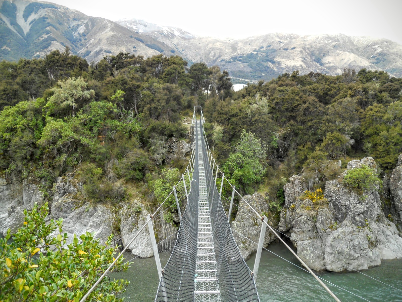 tramping in the new zealand backcountry nz bush adventures two