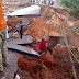 Mokwa-Jebba Bridge In Kwara State Collapses After Heavy Rainfall (See Photos)
