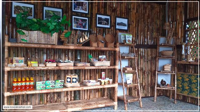 Tempat oleh-oleh dan souvenir khas Ternate