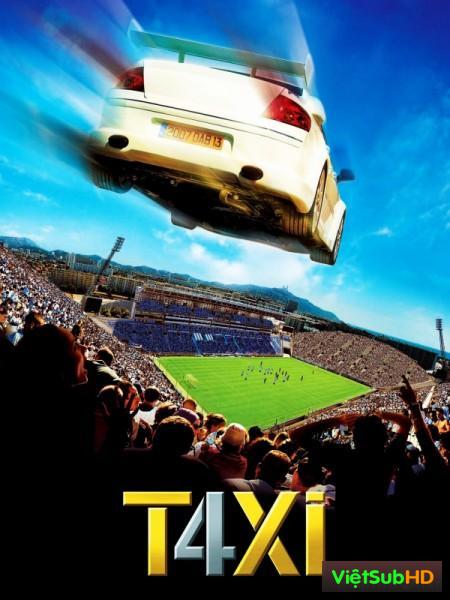 Quái Xế Taxi 4