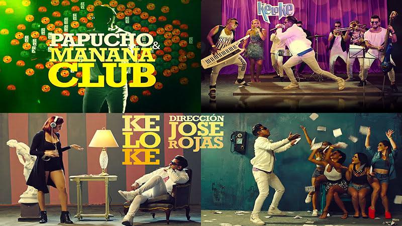 Papucho y Manana Club - ¨Ke lo Ke¨ - Videoclip - Dirección: José Rojas. Portal del Vídeo Clip Cubano