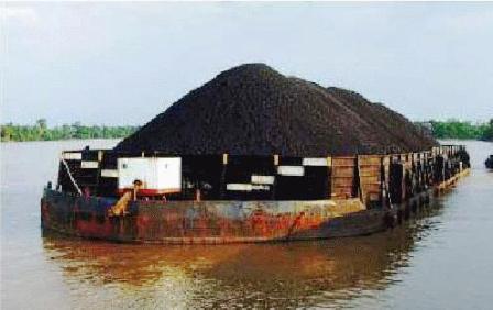 kapal tongkang Jenis Kapal Laut di Indonesia