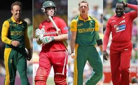 Cricket, South Africa, Zimbabwe, Tour, 2018, Schedule, team ,Fixtures, Squads, list, ODI, Twenty20.
