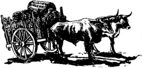 Los Bueyes, y el eje de la Carreta